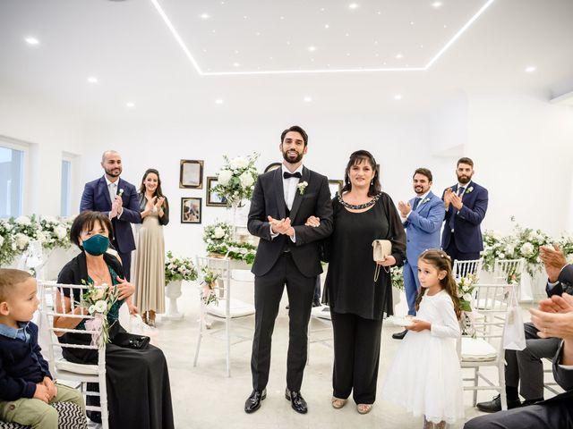 Il matrimonio di Enrico e Simona a Roma, Roma 26
