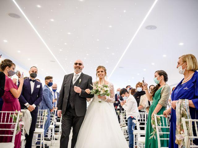 Il matrimonio di Enrico e Simona a Roma, Roma 30