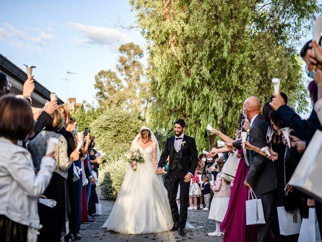 Il matrimonio di Enrico e Simona a Roma, Roma 35