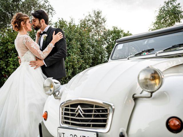 Il matrimonio di Enrico e Simona a Roma, Roma 45