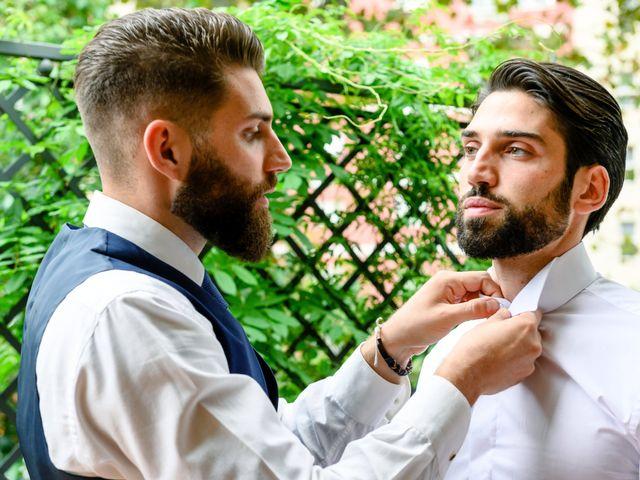 Il matrimonio di Enrico e Simona a Roma, Roma 59