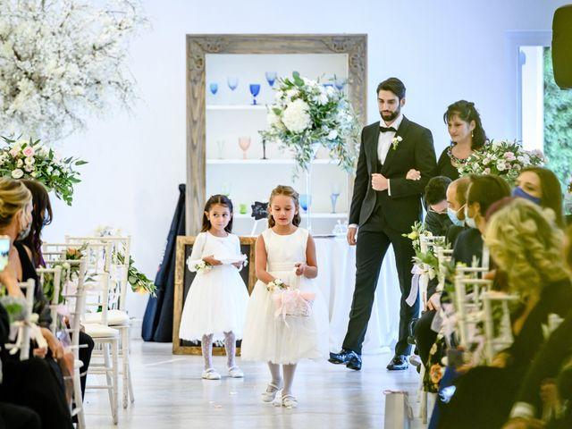 Il matrimonio di Enrico e Simona a Roma, Roma 64