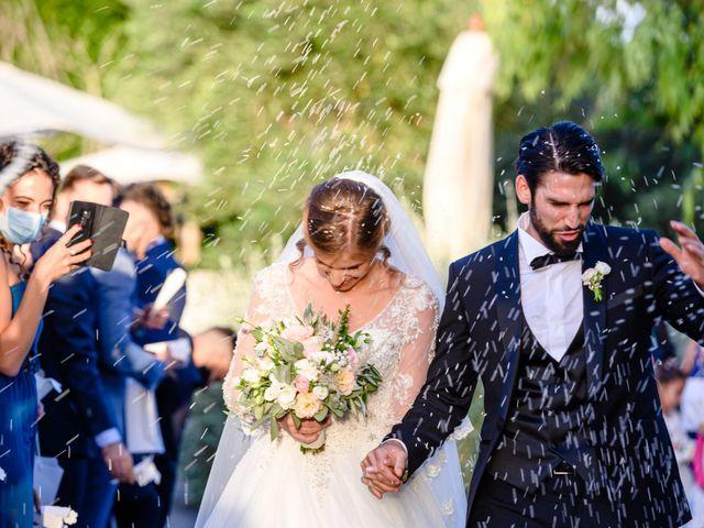 Il matrimonio di Enrico e Simona a Roma, Roma 67