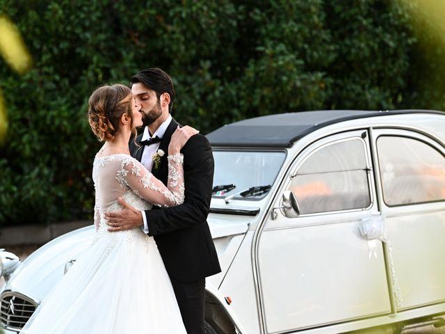 Il matrimonio di Enrico e Simona a Roma, Roma 74