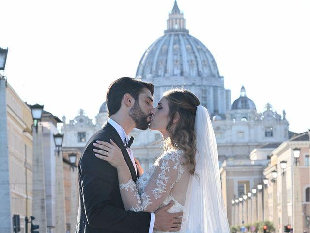 Il matrimonio di Enrico e Simona a Roma, Roma 83