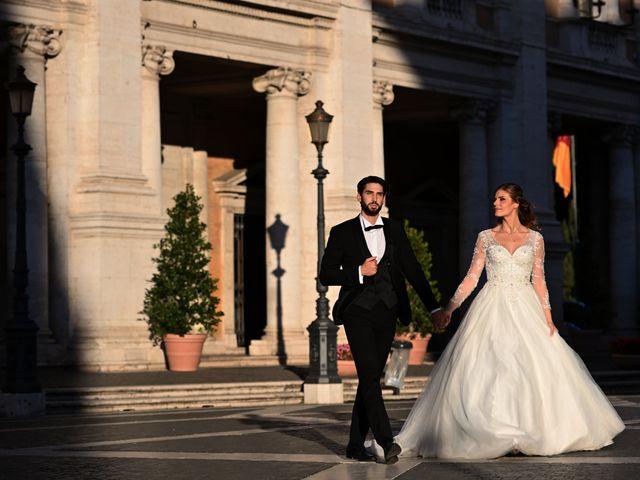 Il matrimonio di Enrico e Simona a Roma, Roma 85