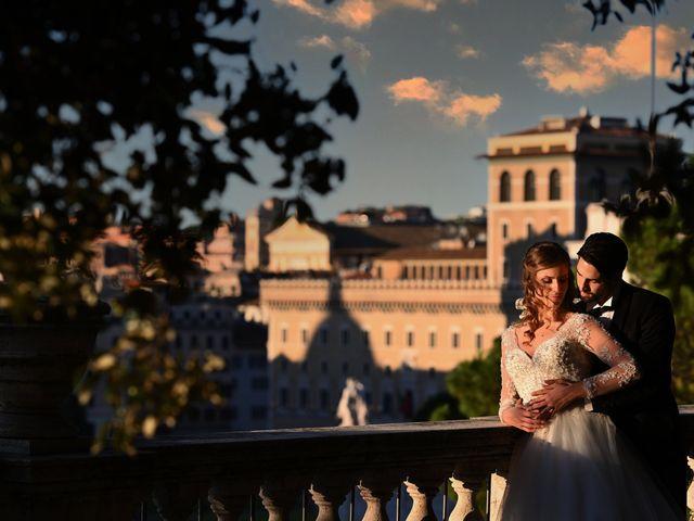 Il matrimonio di Enrico e Simona a Roma, Roma 87