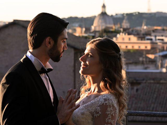 Il matrimonio di Enrico e Simona a Roma, Roma 89