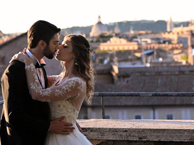 Il matrimonio di Enrico e Simona a Roma, Roma 90