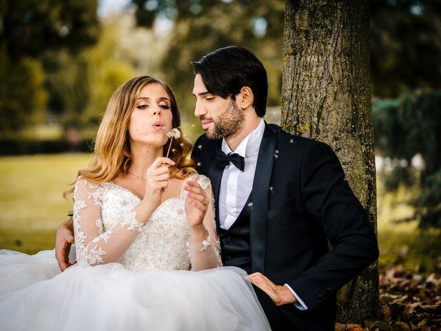 Il matrimonio di Enrico e Simona a Roma, Roma 91
