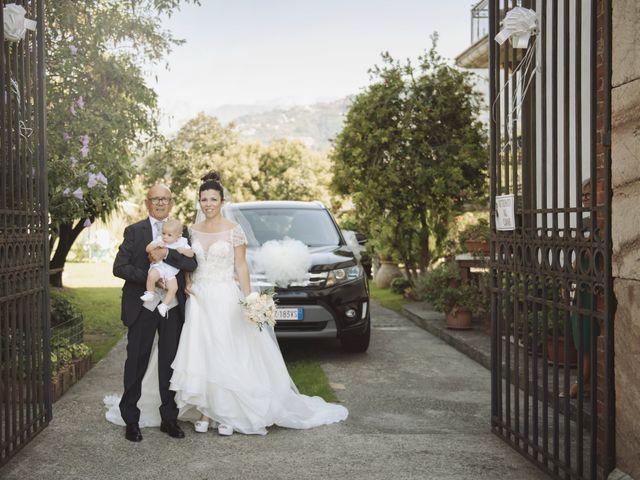 Il matrimonio di Marco e Federica a Massa, Massa Carrara 26