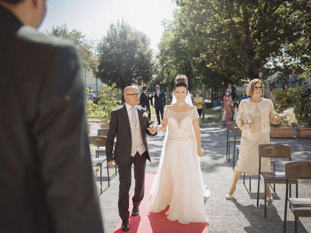Il matrimonio di Marco e Federica a Massa, Massa Carrara 27