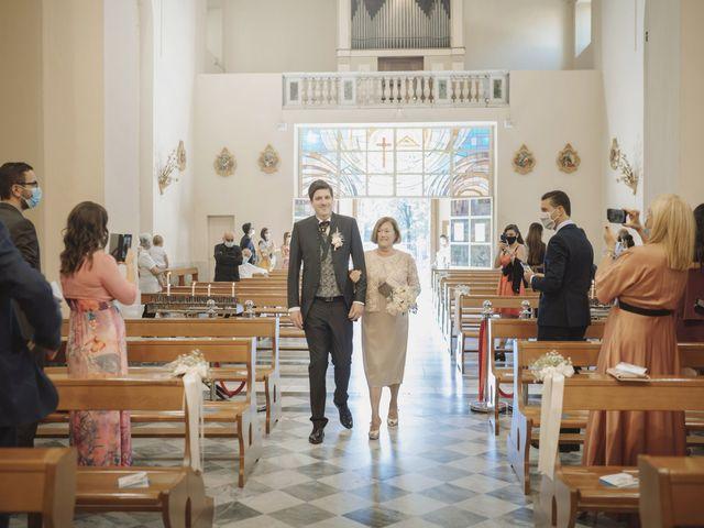 Il matrimonio di Marco e Federica a Massa, Massa Carrara 28