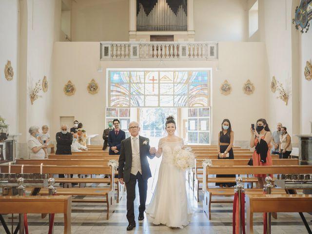 Il matrimonio di Marco e Federica a Massa, Massa Carrara 29