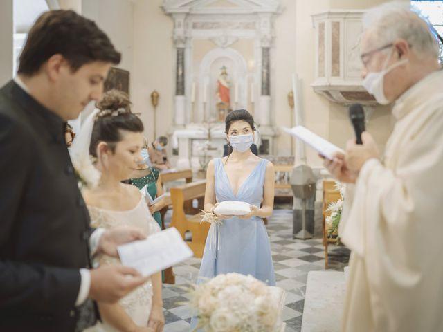 Il matrimonio di Marco e Federica a Massa, Massa Carrara 32