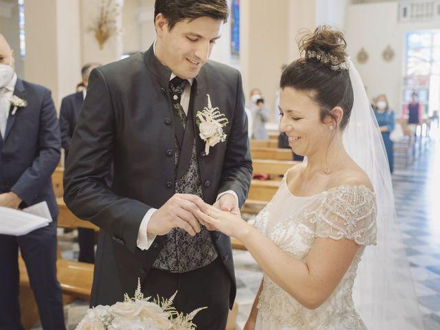 Il matrimonio di Marco e Federica a Massa, Massa Carrara 33