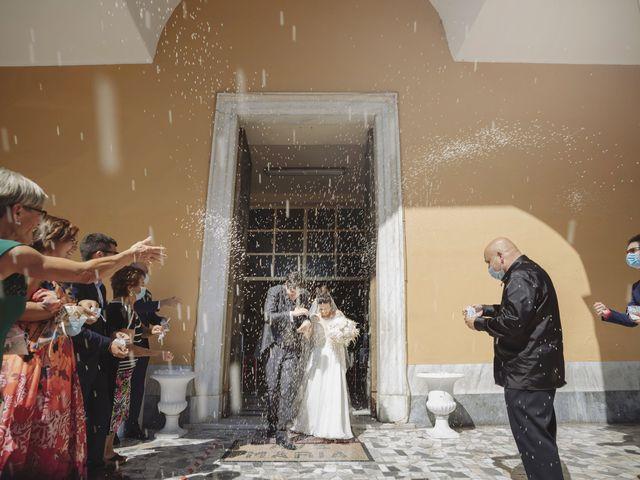Il matrimonio di Marco e Federica a Massa, Massa Carrara 35