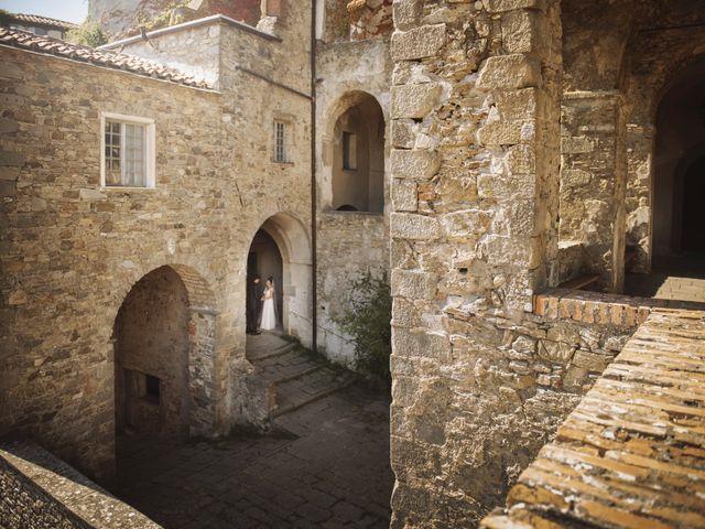 Il matrimonio di Marco e Federica a Massa, Massa Carrara 36