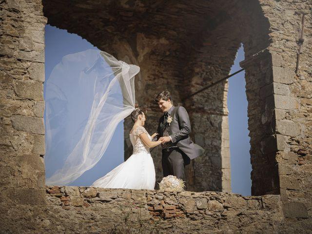 Il matrimonio di Marco e Federica a Massa, Massa Carrara 41