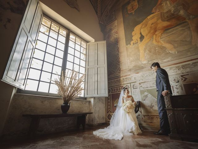Il matrimonio di Marco e Federica a Massa, Massa Carrara 49