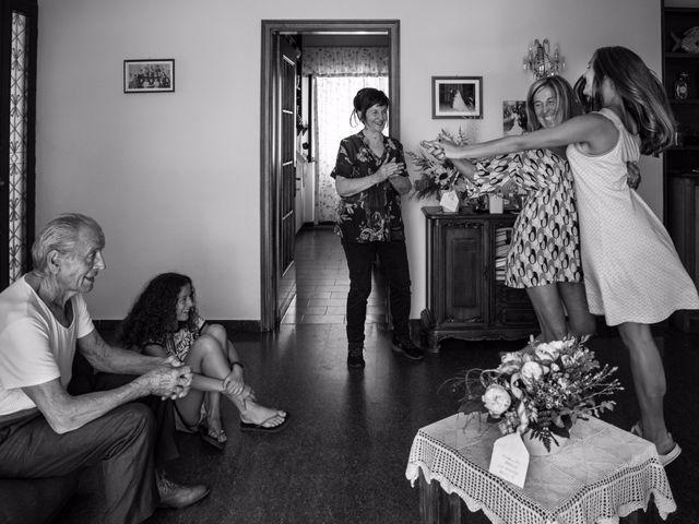 Il matrimonio di Emiliano e Giada a Massa, Massa Carrara 4