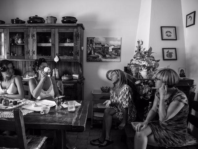 Il matrimonio di Emiliano e Giada a Massa, Massa Carrara 7