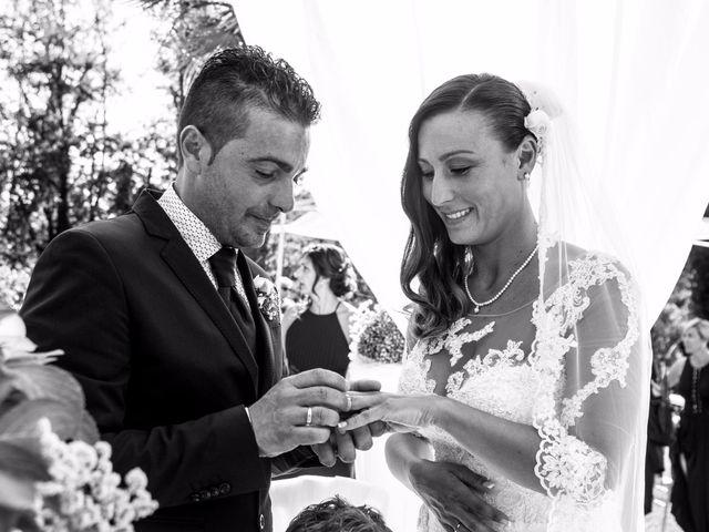 Il matrimonio di Emiliano e Giada a Massa, Massa Carrara 47