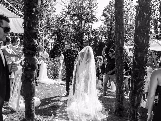 Il matrimonio di Emiliano e Giada a Massa, Massa Carrara 50