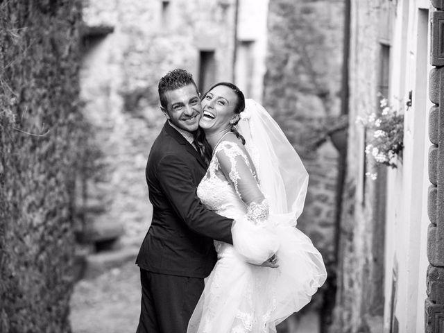 Il matrimonio di Emiliano e Giada a Massa, Massa Carrara 55