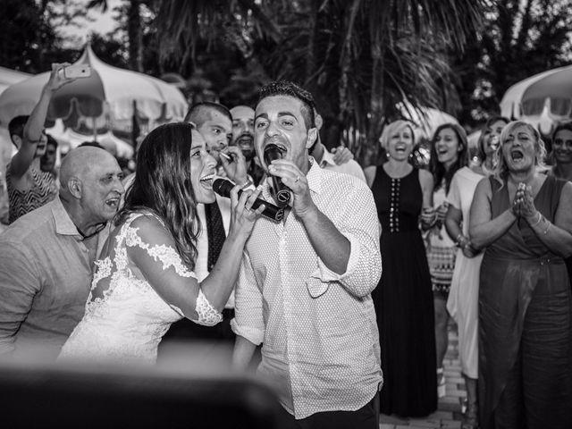 Il matrimonio di Emiliano e Giada a Massa, Massa Carrara 71