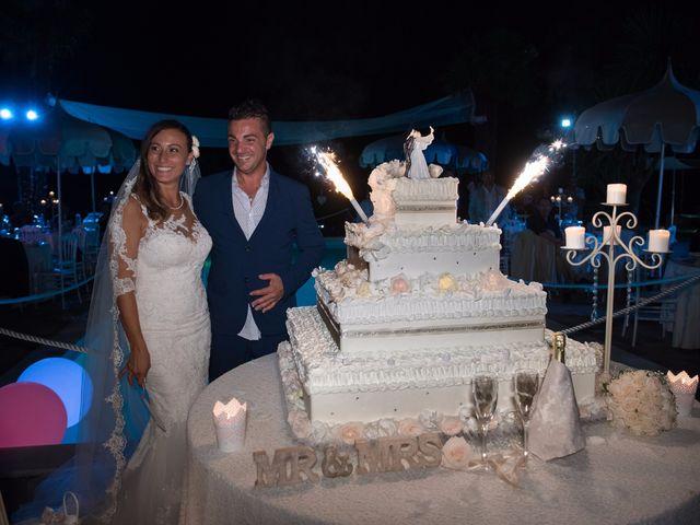 Il matrimonio di Emiliano e Giada a Massa, Massa Carrara 78