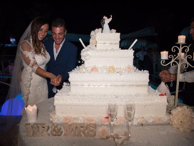 Il matrimonio di Emiliano e Giada a Massa, Massa Carrara 79
