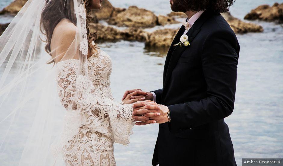 Il matrimonio di Salvo e Valeria a Siracusa, Siracusa
