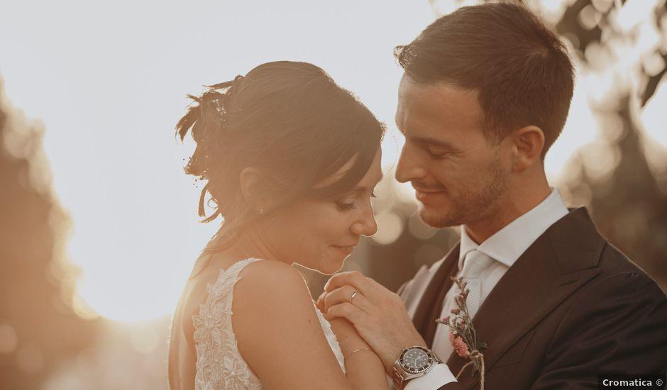 Il matrimonio di Roberto e Greta a Cisternino, Brindisi