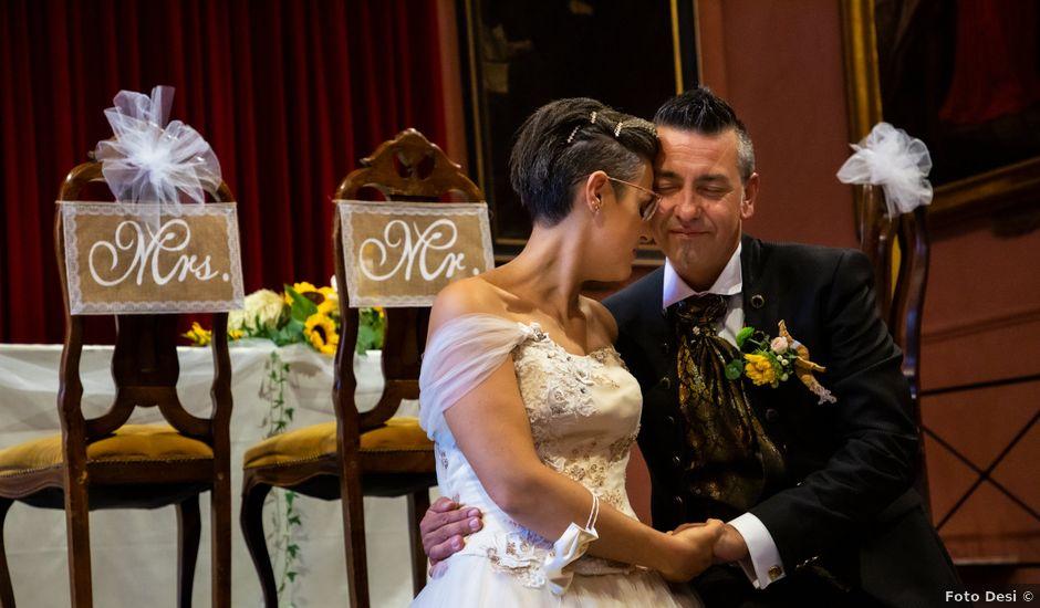Il matrimonio di Maria e Antonio a Fermo, Fermo
