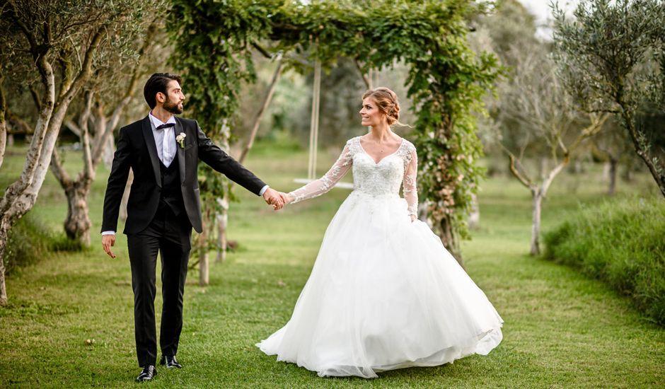 Il matrimonio di Enrico e Simona a Roma, Roma