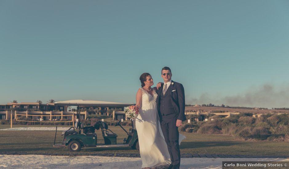 Il matrimonio di Andrea e Giada a Sciacca, Agrigento
