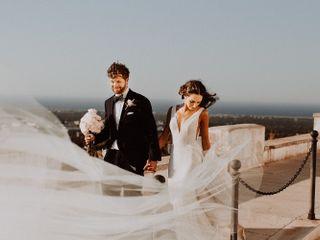 Le nozze di Rose e Patrick