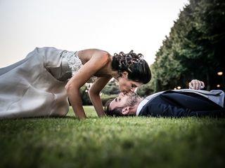 Le nozze di Alessandra e Claudio