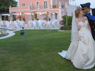 Le nozze di Angela e Francesco 1