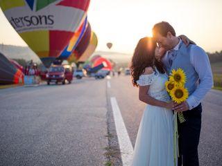 Le nozze di Ava e Edoardo