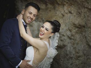 Le nozze di Miriana e Stefano