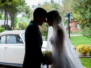 Le nozze di Flavia e Federico