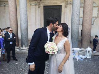 Le nozze di Daniele e Rossella