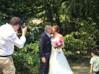 Le nozze di Nicolò  e Giulia