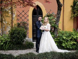 Le nozze di Paola e Matteo