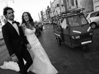 Le nozze di Alessia e Alessandro