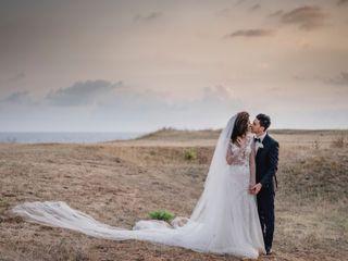 Le nozze di Andrea e Katia