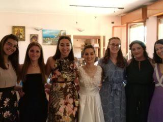 Le nozze di Maria e Matteo 1