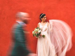 Le nozze di Emma e Francesco